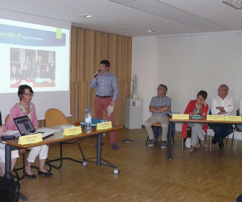Première réunion publique - Maison de vie, Maison d'Envies