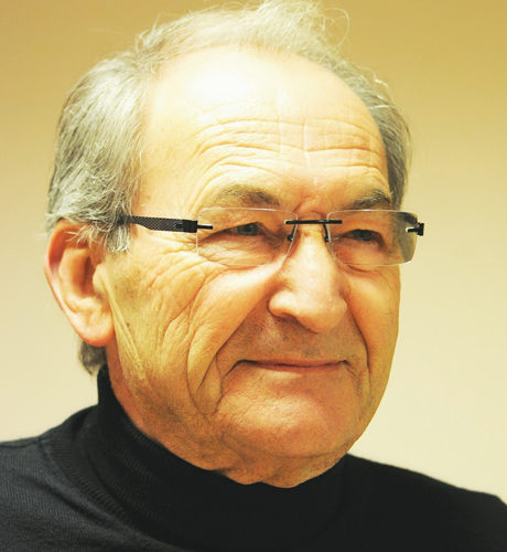 Roger PRIDO, Trésorier de l'association Maison de vie, Maison d'envies.