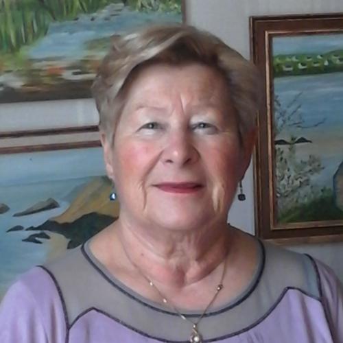 Marie Pierre COLLIN retraité,présidente association de bénévoles en EHPAD
